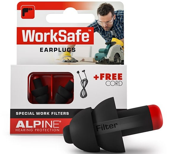 Alpine WorkSafe - oordoppen